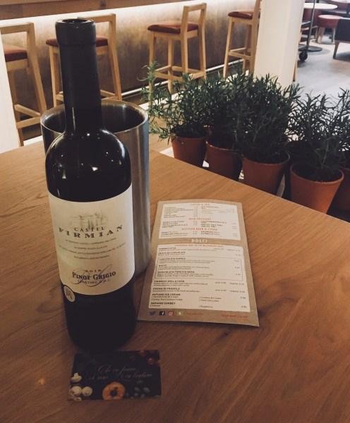 Castel Firmian - a well balanced Pinot Grigio