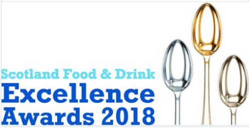 Scotland Food & Drink Excellence Awards 2018