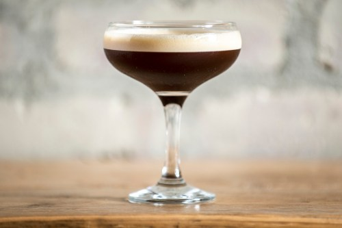 An Espresso Martini - guaranteed to help you cope with the Fringe madness