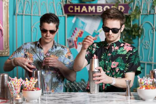 Cocktails in the City is coming to Edinburgh this weekend