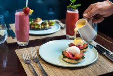Head to Galvin Brasserie for weekend bruch where eggs are the star of the show