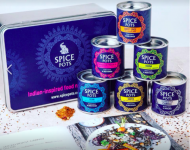 Spice Pots Curry Gift Set - the answer to all your catering worries