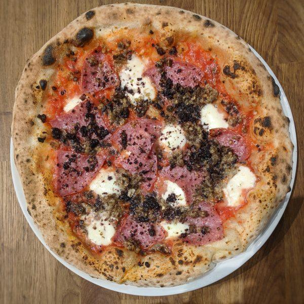 Brave Heart @ Pizza Geeks