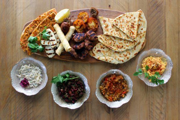 Kukina – Turkish food on Leith Walk