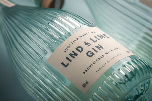 The Lind and Lime Bottle is a thing of beauty