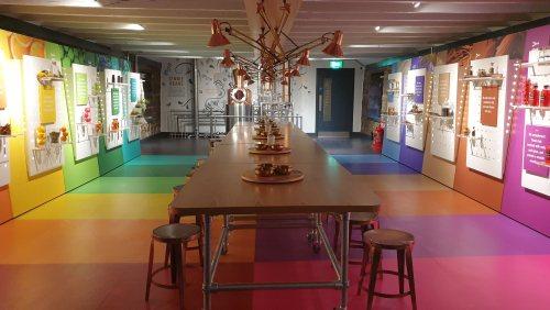 Holyrood Distillery: a sensory experience