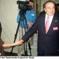 What is good for the Texas border region is good for Texas, says Farouk Shami