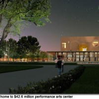 New UTPA performance arts center part of Edinburg's plans for dynamic  transformation of downtown region