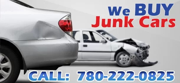 Cash For Junk Cars in Edmonton