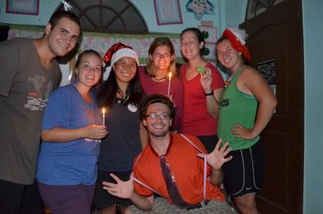Team TUMBLER on Christmas