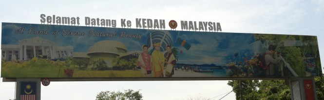 Welcome to Malaysia