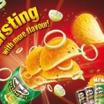 Man vs Wild avec Pringles !