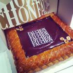 La Galette Chocolat Noisette de Fauchon !