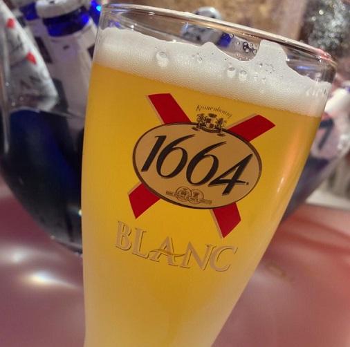 bière kronenbourg 1664 blanc