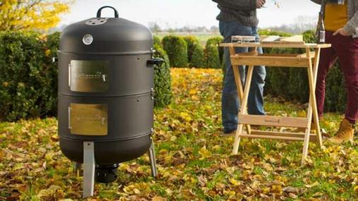 fumoir weber barbecue