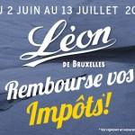 Léon de Bruxelles Paie vos Impôts !