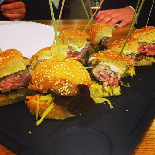 degustation burger fastandfood galerie lafayette gourmet