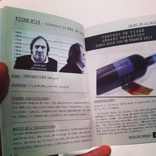 gérard depardieu vin repaire de bacchus