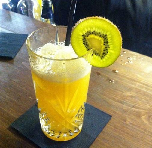 cocktail épicerie ballantines edouard borie recette