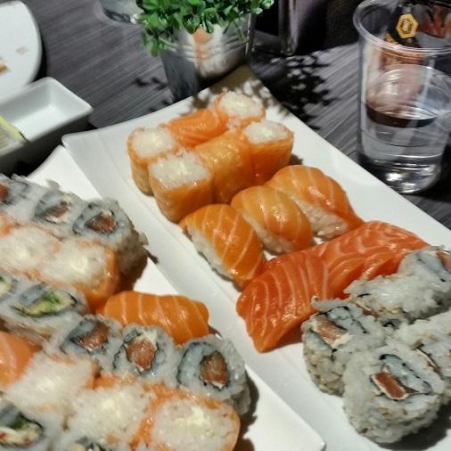 menu sushi maki restaurant côté sushi