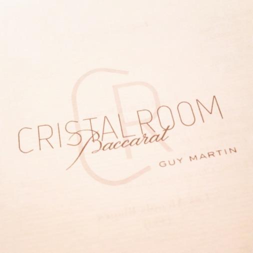 restaurant  cristal room baccarat guy martin