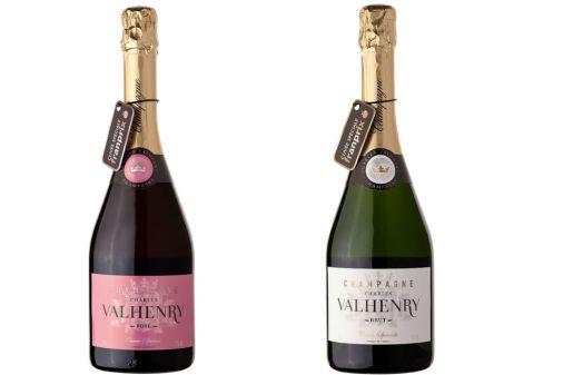 champagne valhenry franprix