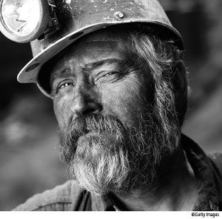 A coal miner - Getty images
