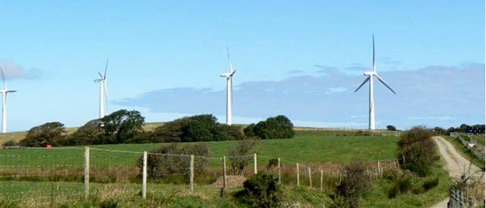 wind turbines WRI report