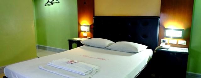 Rosal Hotel Pasig Room