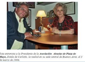ESTELA DE CARLOTTO