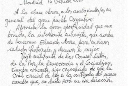 MARCELINO CAMACHO nota