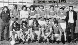 PRIMER EQUIPO CHAPECOENSDE 1973FFF