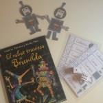 Día 26: El robot travieso de Brunilda.