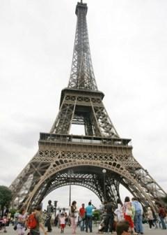 Rincones del mundo: La torre Eiffel