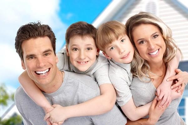 niños y su familia Desarrollo afectivo