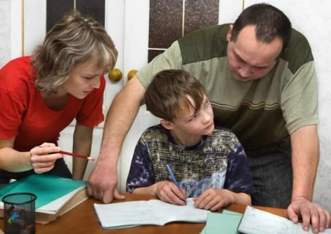 Consejos para ayudar a los padres en los deberes de los niños