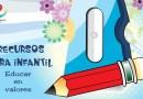 Recursos para infantil: Educación en valores
