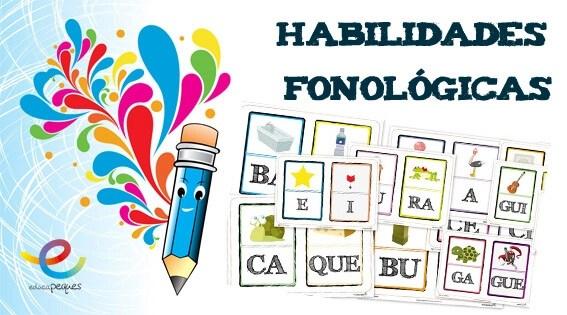 habilidades fonológicas, conciencia fonológica