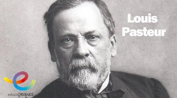 Louis Pasteur y la conservación de los alimentos
