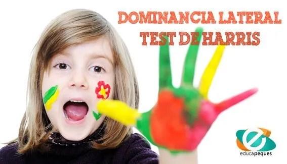 ¿Qué es el test de Harris? Test de dominancia lateral