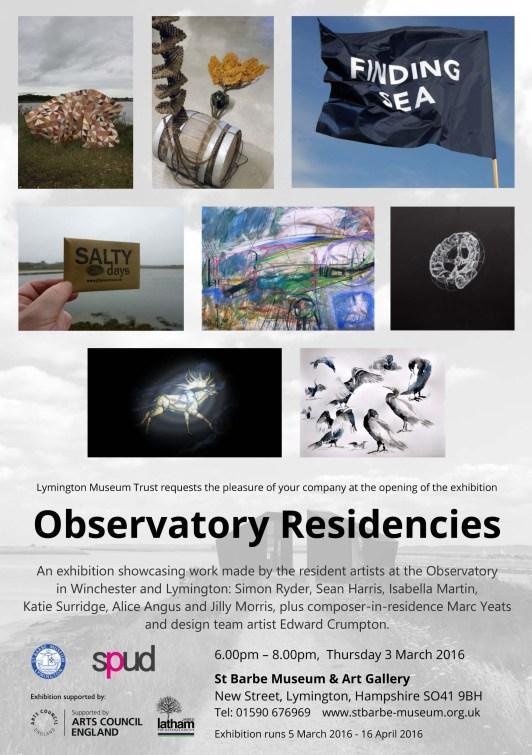 Observatory PV card