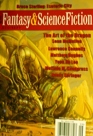 Fantasy & Science Fiction Aug-Sept 2009