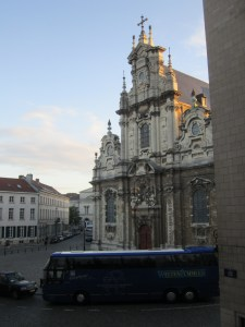 Sint-Jan-de-Doper, Bruxelles