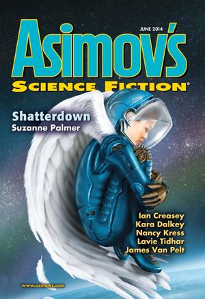 Asimov's June 2014