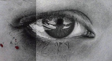 pencil-drawings-of-eyes