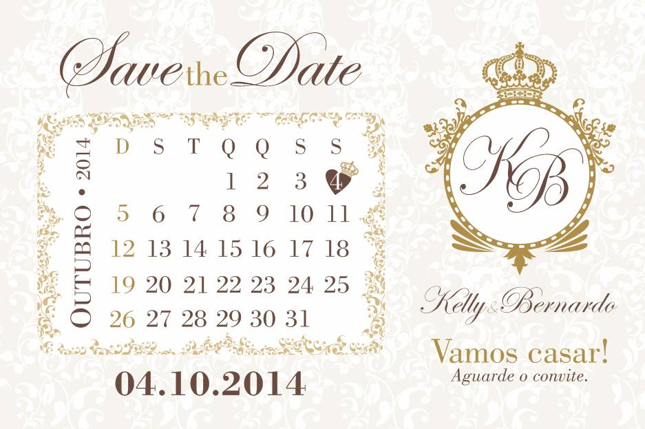 Casamento Kelly ♥ Bernardo – 04.10.2014