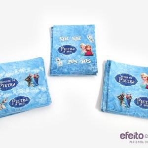 Rótulos para chocolates | Frozen