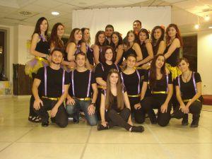 Χορευτική Ομάδα Λάτιν 2013-2014