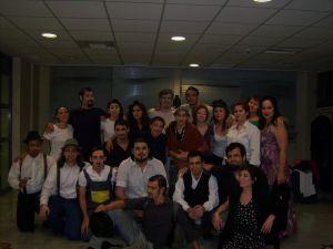 Θεατρική Παράσταση Οι εκατομμυριούχοι της Νάπολης 2011 - 2012