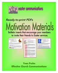 Book Club Easter Motivate to Invite PDF Cover